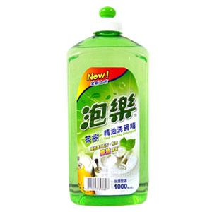 泡樂 茶樹精油 洗碗精 1000c.c.