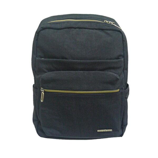 加賀皮件 KAWASAKI 可放13吋筆電  防潑水  輕量  後背包 KA~206