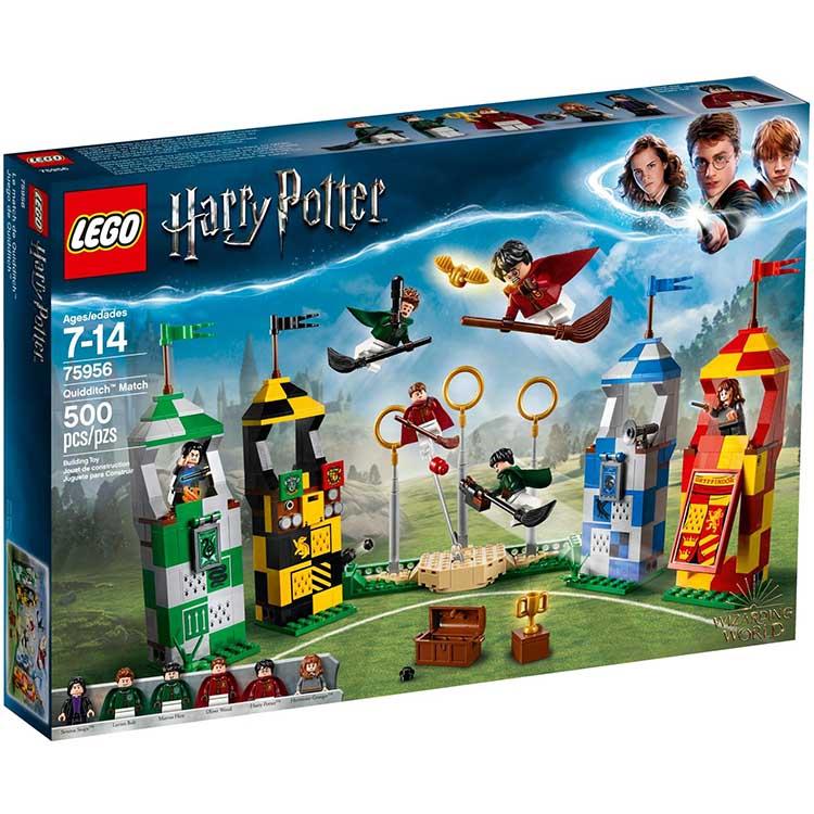 樂高LEGO 75956 Harry Potter 哈利波特系列 - 魁地奇球賽 - 限時優惠好康折扣