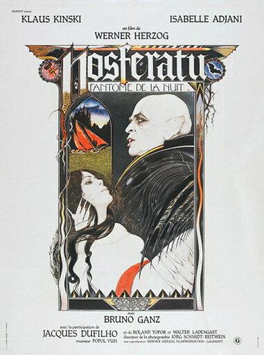 Nosferatu The Vampyre Movie Poster Masterprint (24 x 36) 3449afc1e87c307b2ed70cf60167db36