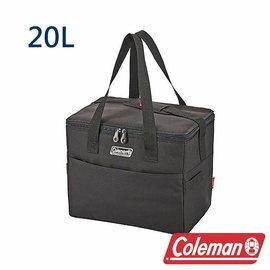 Coleman 保冷袋20L 冷黑 CM-27232 露營│登山│行動冰箱│保冰袋│野餐│便?