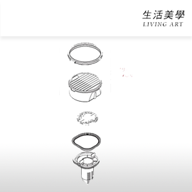 <br/><br/>  嘉頓國際 日本進口 MITSUBISHI【M11E60300】吸塵器濾網 清淨機濾網<br/><br/>