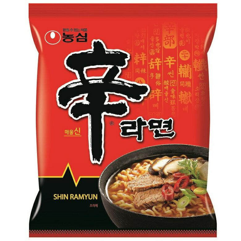 韓國泡麵 農心 辛拉麵 正韓內銷版