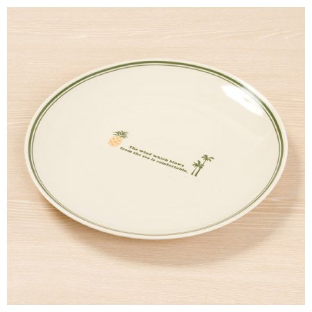 26cm圓盤 PARADISE A0019F1544 NITORI宜得利家居