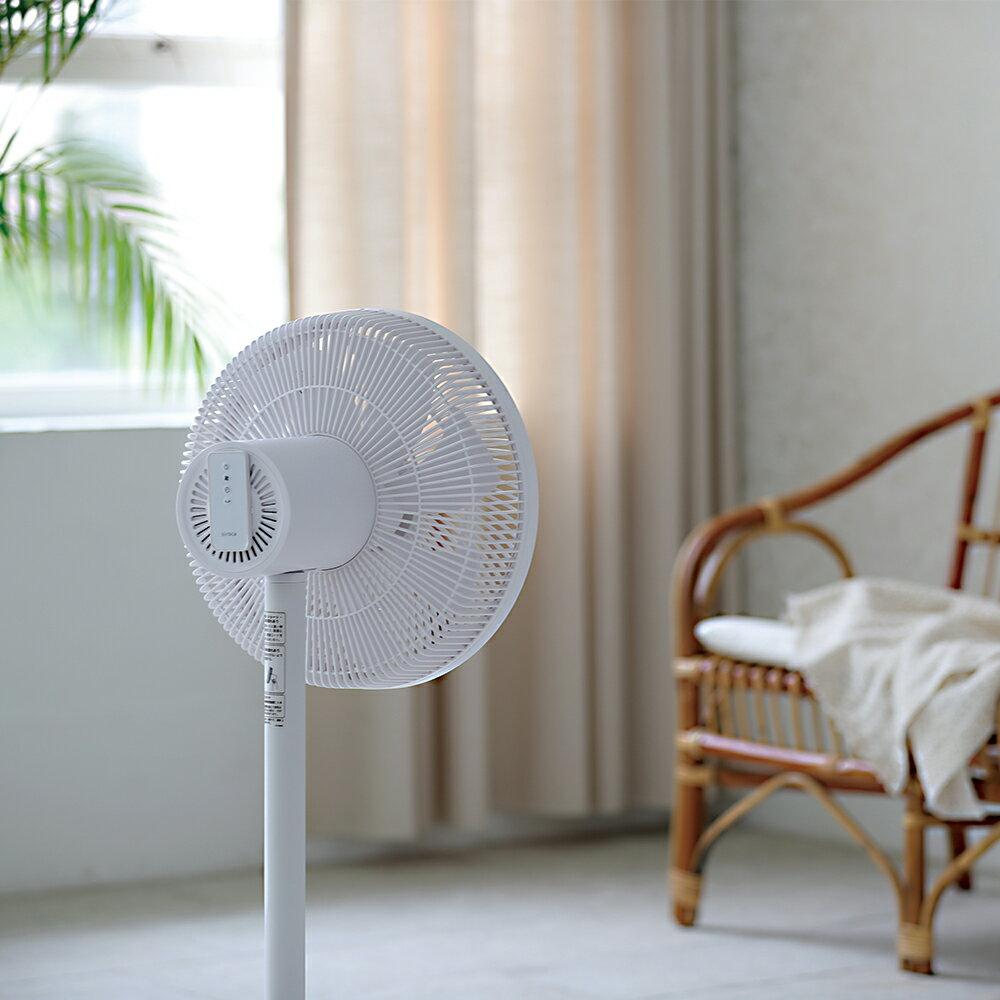 Siroca SF-L2510 舒涼風扇 靜音 節能 附遙控器 風扇夏出清 3