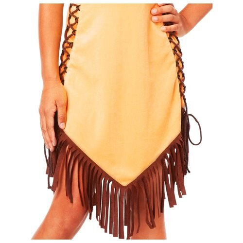 Native American Beauty Costume for Kids 2