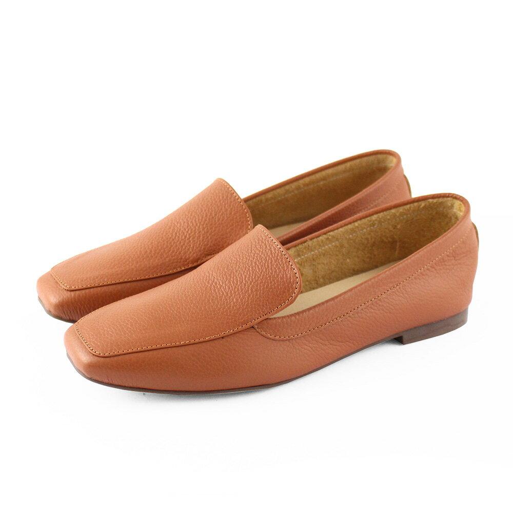 【F2-19108L】一套就走方頭真皮歐貝拉_Shoes Party 8