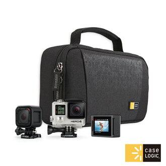 【Case Logic 凱思】GoPro運動攝影機專用包 MGC-101-黑