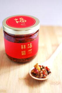 love john 手做醬:lovejohn辣椒醬(辣福醬):手做辣醬~拌麵.拌飯(單罐組*4)只要988元(原價1,192元)免運!!