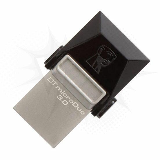 金士頓 Kingston 32GB DataTraveler microDuo OTG 3.0 隨身碟 DTDUO3 原廠公司保固