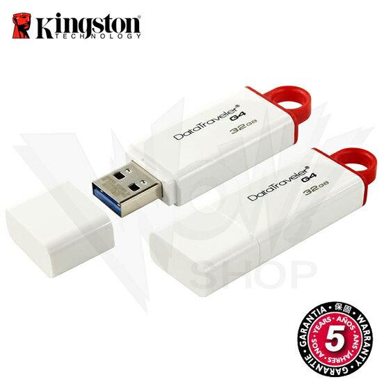 金士頓 32 GB Kingston DataTraveler G4 USB3.0 隨身碟 色彩繽紛的扣環 保固公司貨