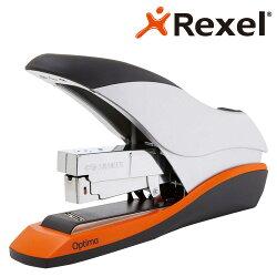 Rexel Optima 70 手動省力桌上型訂書機(平貼式設計省力好方便)