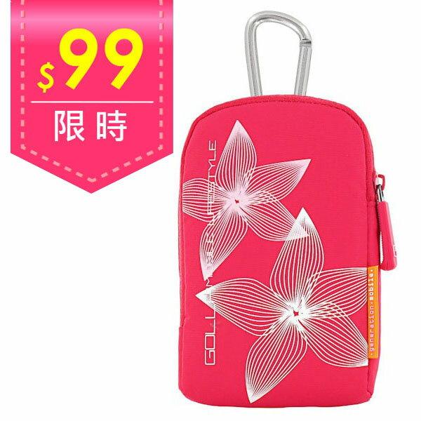 GOLLA G760 3C萬用包-粉紅色