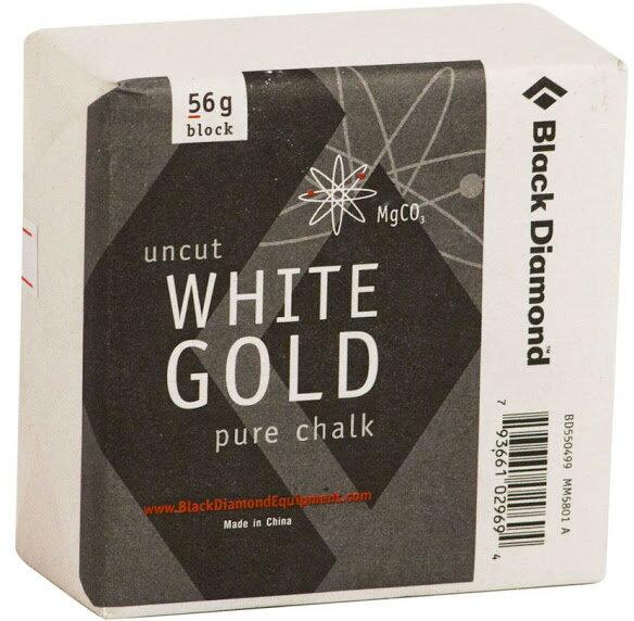 Black Diamond 碳酸鎂粉塊/攀岩止滑粉/粉磚56g Chalk Block BD 550499