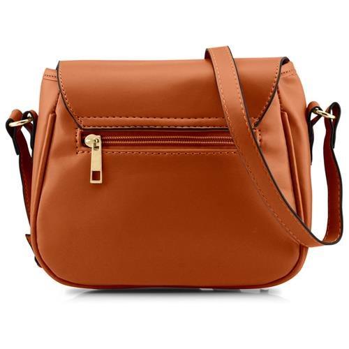 Fashion Women Crossbody Handbag PU Leather Shoulder Bag Tote Purse Ladies  Satchel Messenger Hobo Bags - 49ea03931ee88