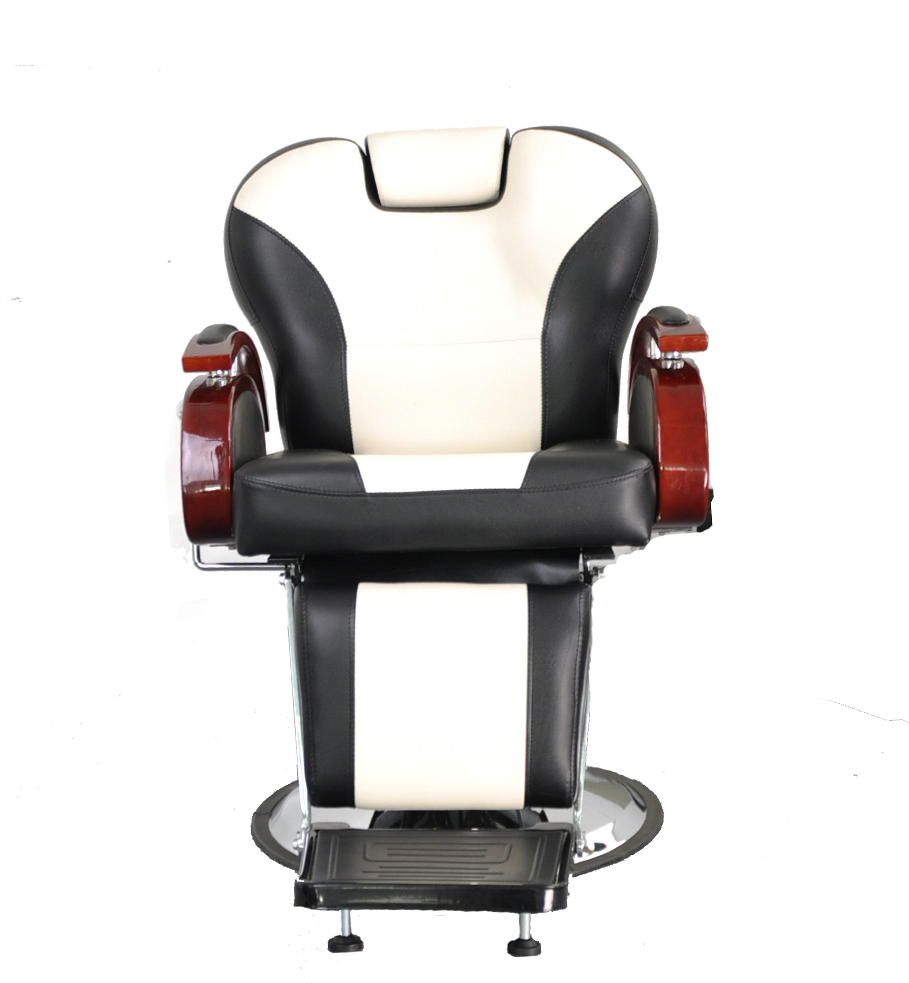 BarberPub All Purpose Hydraulic Recline Barber Chair Salon Beauty Spa Shampoo Equipment 8705 3
