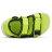 Shoestw【IH750BL】NEW BALANCE NB750 涼鞋 涼拖鞋 運動涼鞋 童鞋 小童鞋 黏帶 螢光黃黑 2