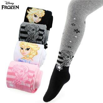 正版Disney 迪士尼 春秋女童褲襪 冰雪奇緣款(一雙入)
