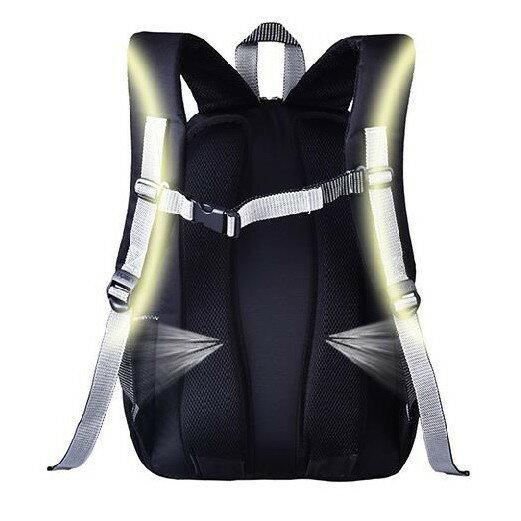 【UNME】【送UNME餐袋】多功能圖騰後背包(桃紅/粉藍/黑色)3265