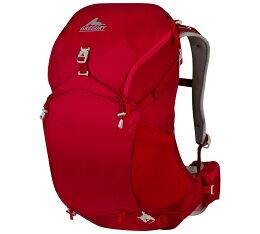 登山樂 美國GREGORY J28 專業登山背包 紫紅灰三色可選