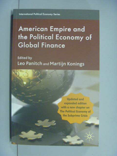~書寶 書T9/社會_GHZ~American Empire and the Politi