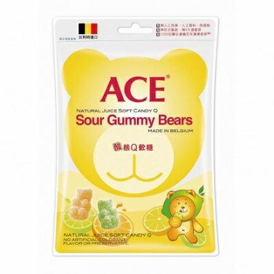ACE 天然軟糖系列-酸熊Q軟糖(48g/袋)