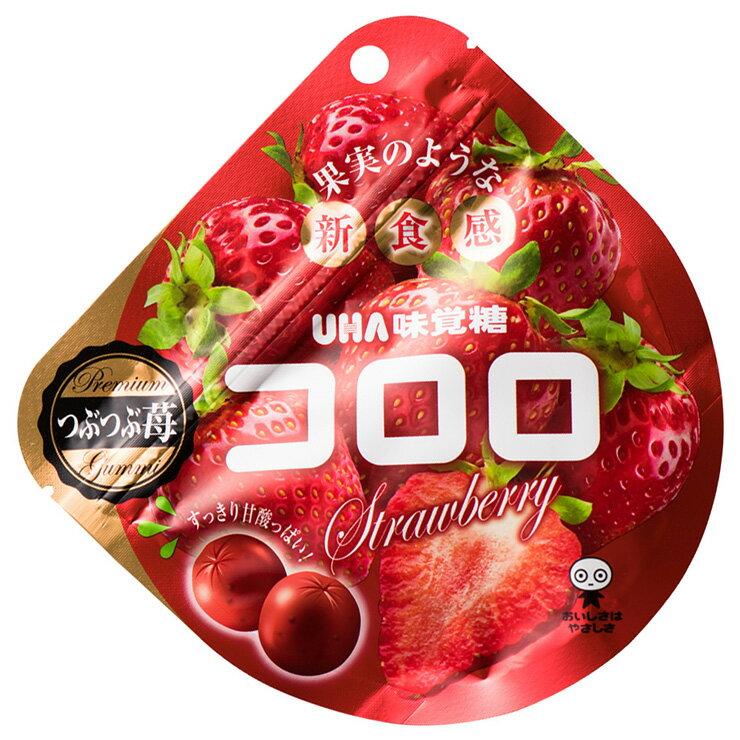 味覺糖 酷露露Q糖(草莓味)-40g (有效期限:2017.11.18)
