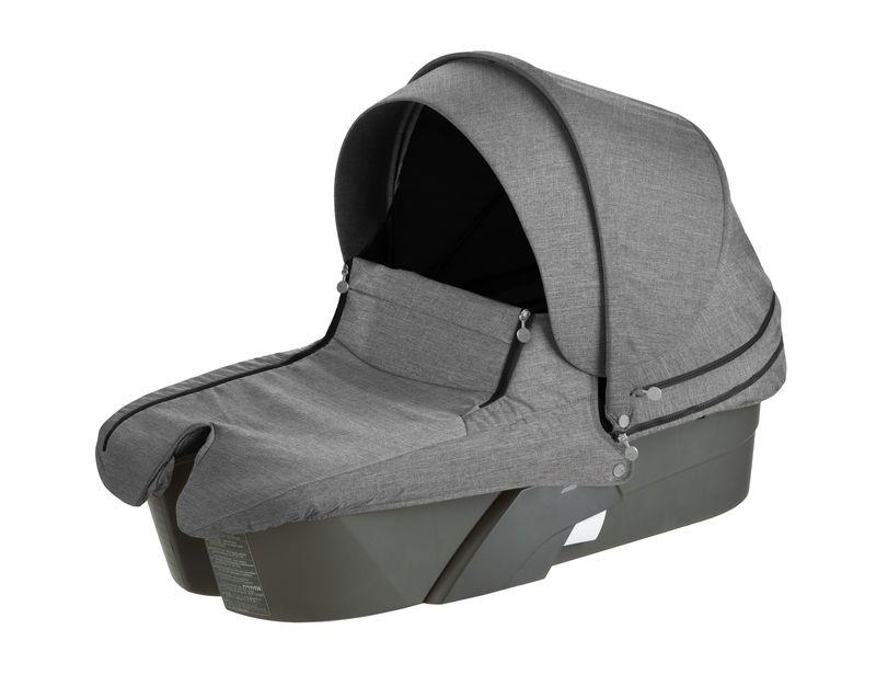 挪威【Stokke】Xplory 經典手推車配件硬殼睡箱-7色 2