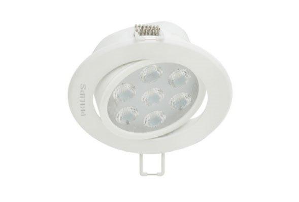 飛利浦PHILIPS/明皓 LED 6.5W 9.5公分 36度崁燈 全電壓 白光/黃光/自然光 〖永光照明〗PH-RS023B-6.5W%