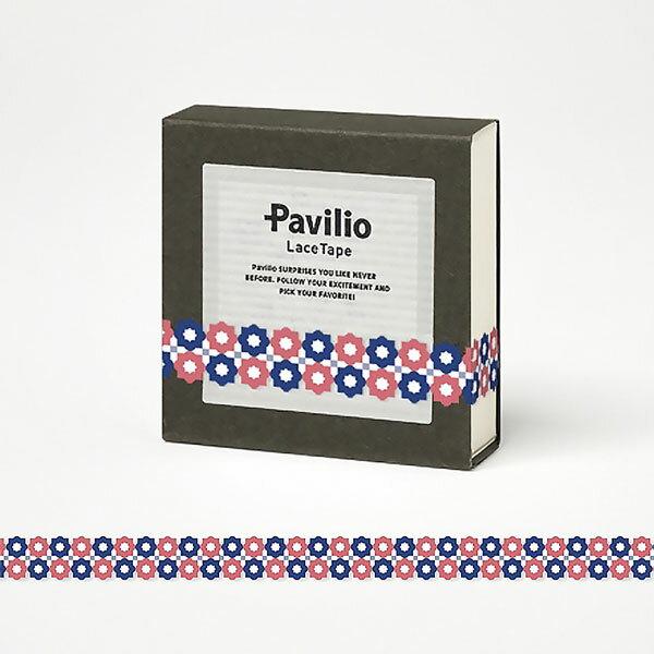 【日本Pavilio】風格膠帶MINI系列F-MI21SP粉紅繁星捲