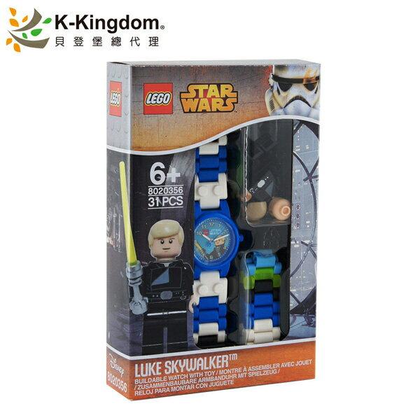 【LEGO 樂高手錶】星際大戰系列 路克天行者 8020356