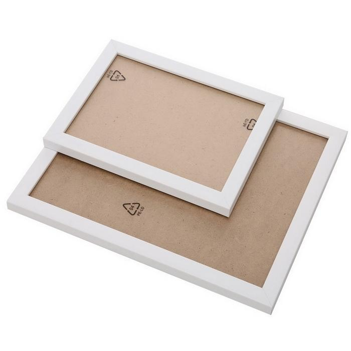 11 Pieces White Wall Hanging Decor Picture Frame Set 2