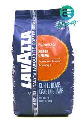 LAVAZZA SUPER CREMA 金牌咖啡豆 1kg #42025