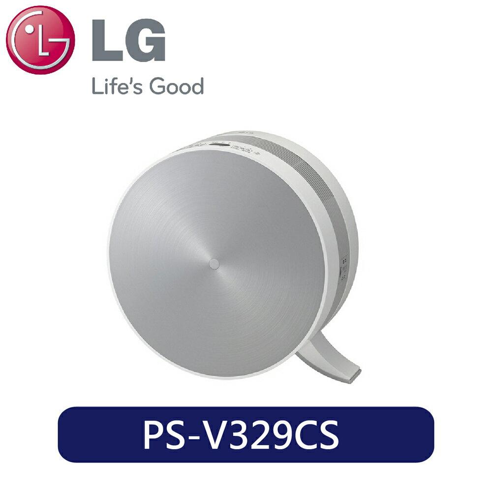 LG | 15坪用 韓國原裝 空氣清淨機 時尚銀 PS-V329CS