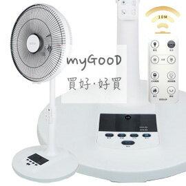 「原廠公司貨」HERAN 禾聯 14A6-HDF 14吋智能變頻DC風扇-省電DC變頻馬達、12段風速超靜音、可用遙控器控制(與14A5-HDF同款)