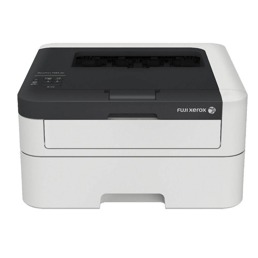 【98新福利品*免運】富士全錄FujiXerox DocuPrint P265dw A4黑白雷射無線印表機