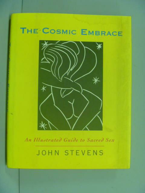 【書寶二手書T1/兩性關係_NHA】The cosmic embrace _John