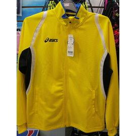[陽光樂活] ASICS K11503-0890 運動針織外套 (黃)
