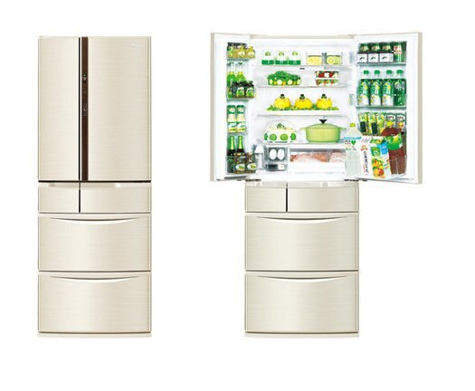 Panasonic 國際牌 505L變頻六門冰箱NR-F510VT【零利率】※熱線07-7428010