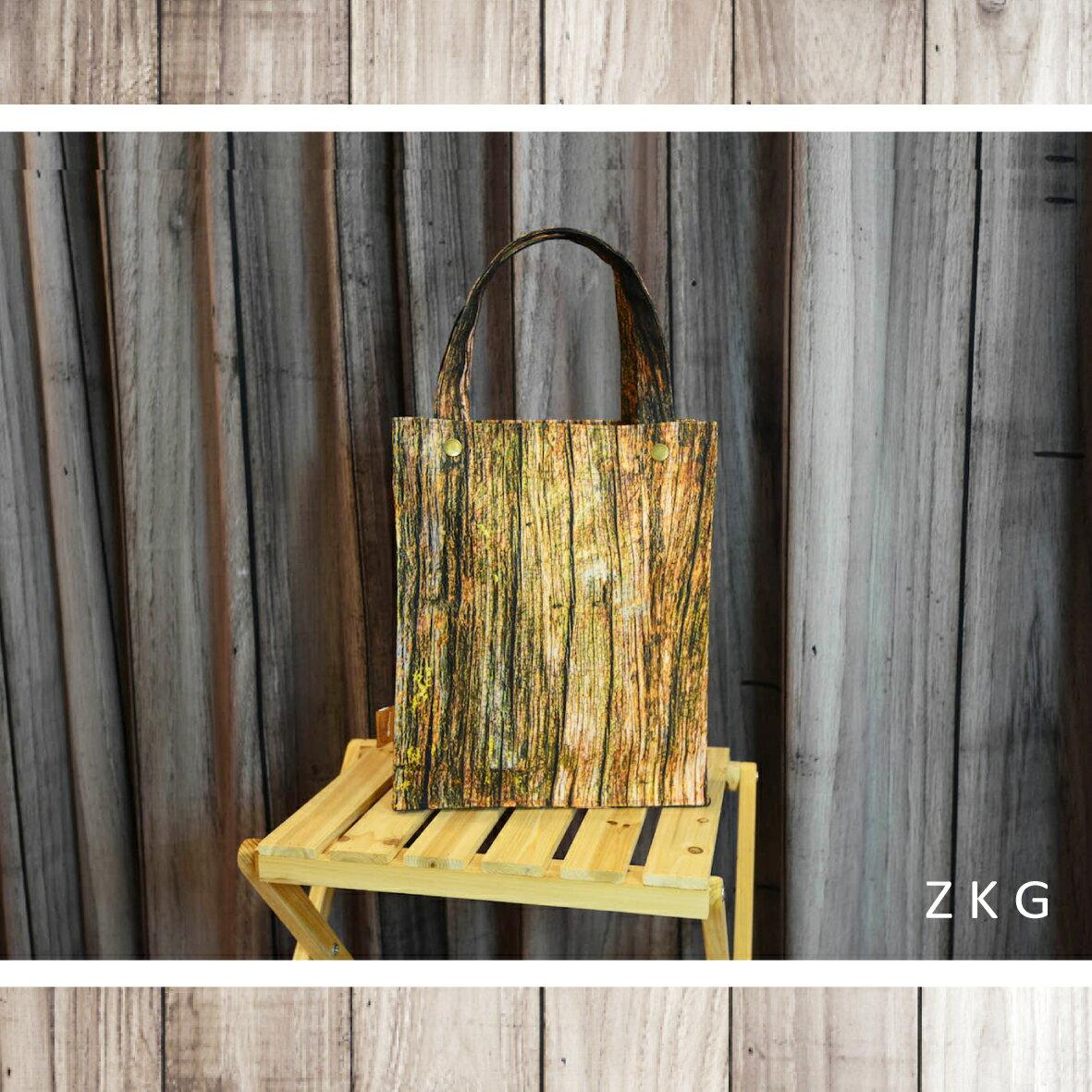 <br/><br/>  ZKG  木系列-4方形直式提袋-單個入  台灣(手工製)*送禮*自用*<br/><br/>