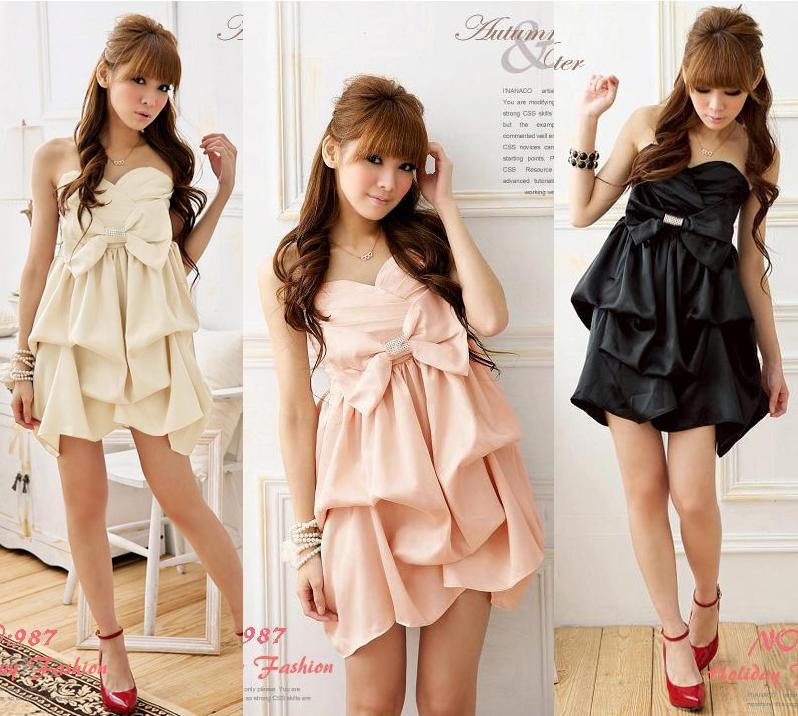 天使嫁衣【HL987】3色中大尺碼心型領兩穿造型洋裝小禮服˙預購訂製款+現貨