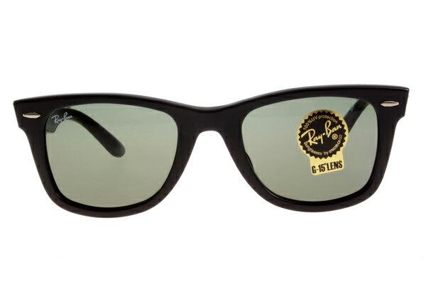 Ray Ban 雷朋  黑 太陽眼鏡 RB2140 3