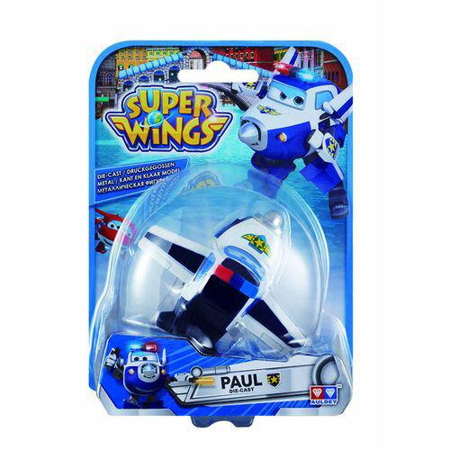 Super Wings 超級遊俠-合金保羅AL35695★愛兒麗婦幼用品★