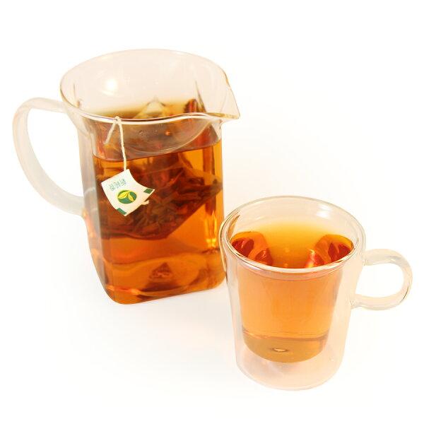 雙層玻璃品杯玻璃茶海