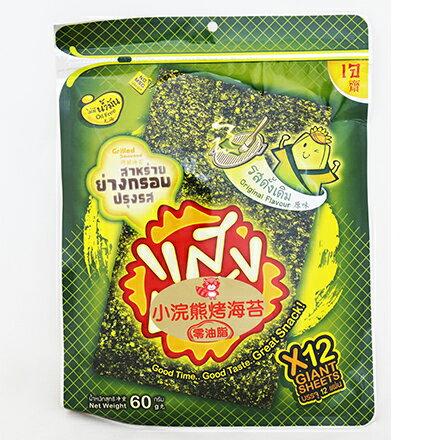 [敵富朗超市]小浣熊烤海苔(原味) - 限時優惠好康折扣