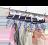 【快速收衣】29 夾可折疊曬衣夾 一秒瞬收 滾輪衣夾 伸縮曬衣夾 大家庭曬衣夾-多色【AAA5927】 1