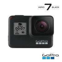 【AMMO DEPOT.】GoPro HERO7 Black 運動相機 主機 全新 台灣公司貨 一年保固 買就送原廠三折自拍桿 0
