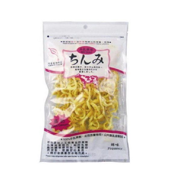 (祥榮) 牛乳鮮絲-原味(奶素) 80g/包