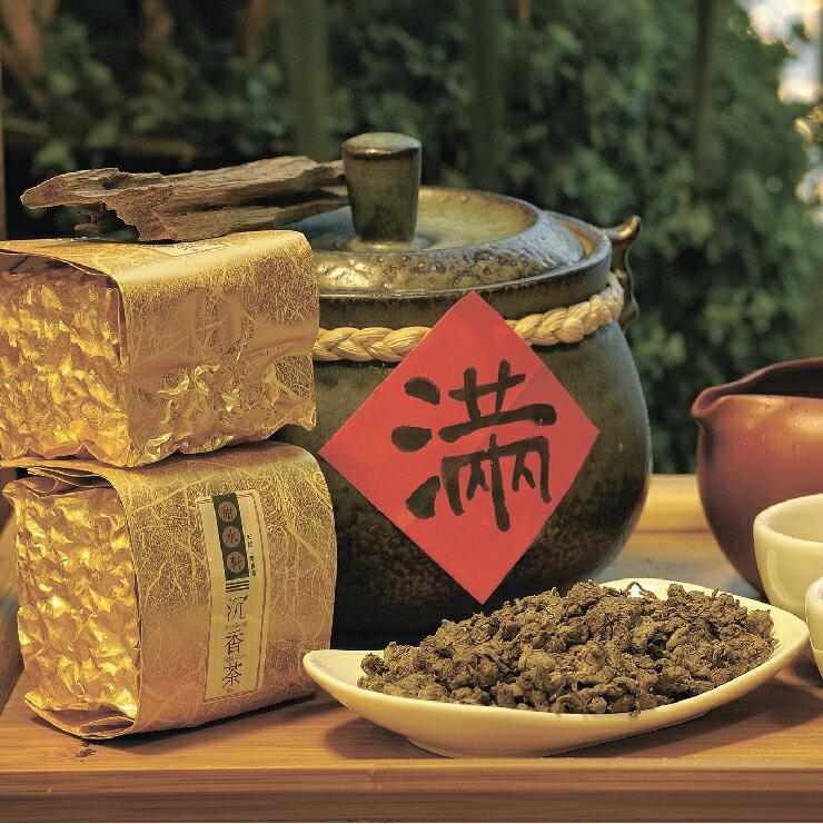 【甜水軒】金縷衣老茶款沉香茶(2兩)