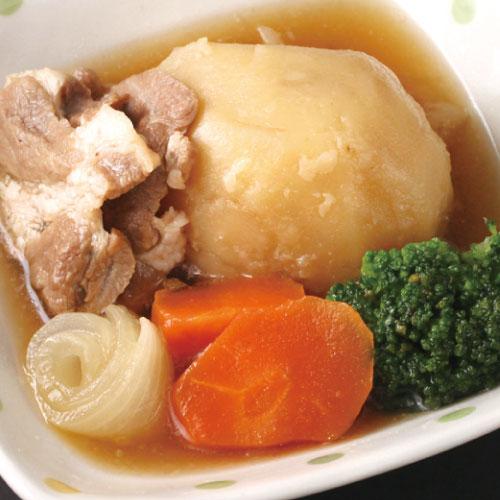 茶美豬日式馬鈴薯燉肉 1